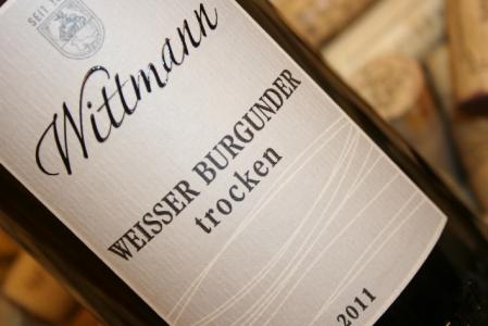 2011 Weisser Burgunder trocken