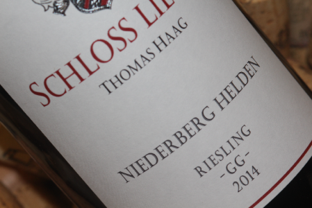 2014 NIEDERBERG HELDEN GG Riesling