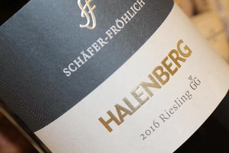 2016 HALENBERG Grosses Gewächs Riesling