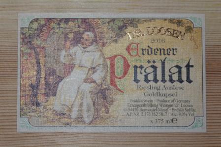 2016 Erdener PRÄLAT Riesling Auslese Goldkapsel