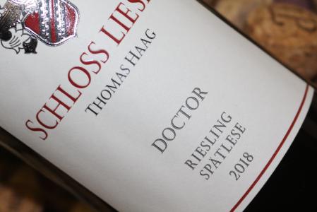 2018 DOCTOR Riesling Spätlese VDP.Versteigerungswein