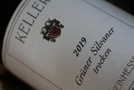 2019 Grüner Silvaner trocken
