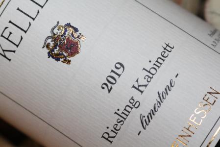 2019 Riesling Kabinett limestone