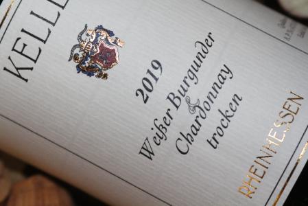 2019 Weisser Burgunder & Chardonnay