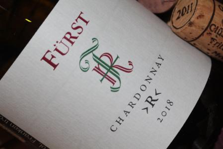 2018 Fürst Chardonnay R