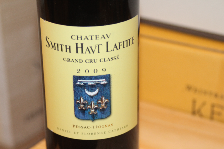 2009 Chateau Smith Haut Lafitte