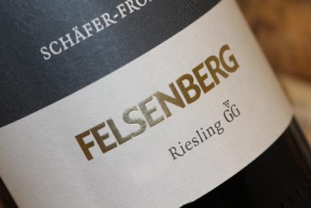 2020 FELSENBERG Riesling GG