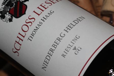 2020 NIEDERBERG HELDEN Riesling GG