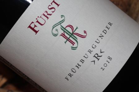 2018 Fürst Frühburgunder R