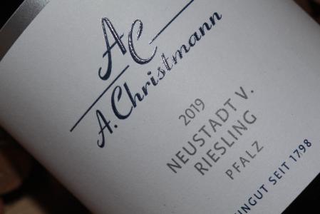 2019 NEUSTADT V. Riesling