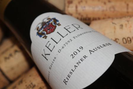 2019 Rieslaner Auslese | Halbflasche