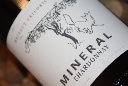 2017 MINERAL Chardonnay | Friedrich Becker