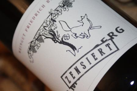 2015 KAMMERBERG Pinot Noir GG | KB
