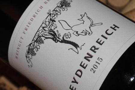 2015 HEYDENREICH Pinot Noir GG | HR
