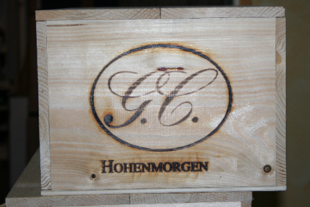 2019 HOHENMORGEN G.C. Riesling GG