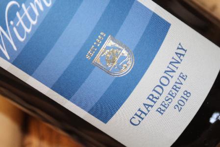 2018 Chardonnay Reserve trocken