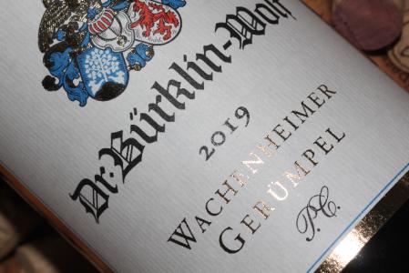 2019 Wachenheimer Gerümpel Riesling P.C. | Magnum