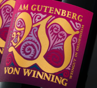 2018 Pinot Noir Am Gutenberg trocken