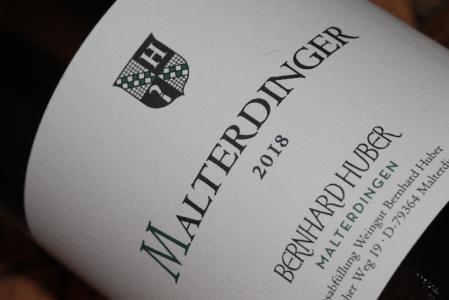 2018 Malterdinger Cuvée Weisser Burgunder & Chardonnay