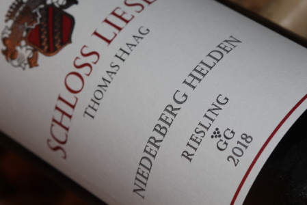 2018 NIEDERBERG HELDEN GG Riesling