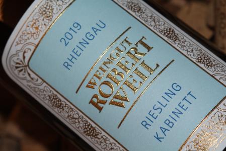 2019 Rheingau Riesling Kabinett | fruchtsüß