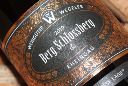 2019 BERG SCHLOSSBERG Riesling GG