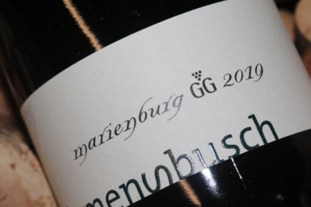 2019 MARIENBURG Riesling GG