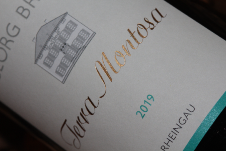 2019 Terra Montosa Riesling | Breuer