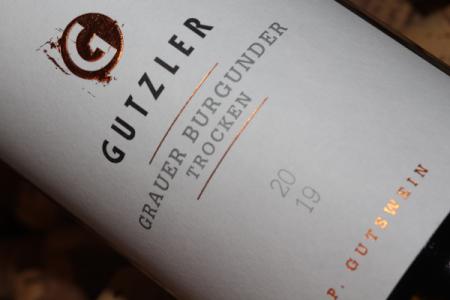 2019 Grauer Burgunder | Gutzler | VDP.Gutswein