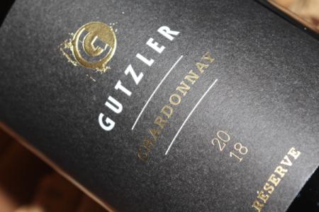 2018 Chardonnay Réserve | Gutzler