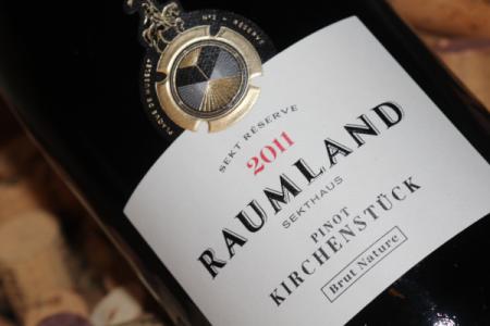2011 Pinot Kirchenstück - Réserve brut natur | Raumland