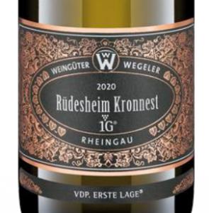 2020 Rüdesheim Kronnest Riesling | trocken | Wegeler