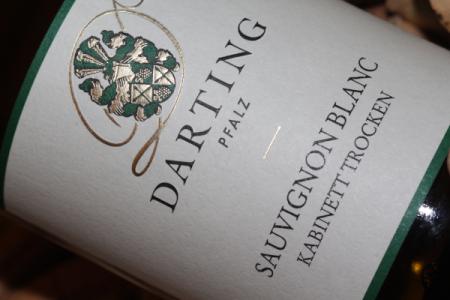 2020 Dürkheimer Schenkenböhl Sauvignon Blanc | trocken | Darting