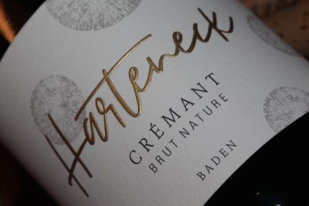 2014 Crémant brut Nature | Winzersekt | Thomas Harteneck