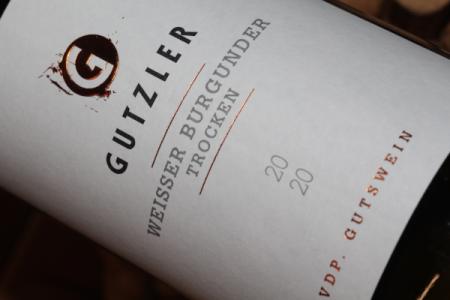 2020 Weißer Burgunder | Gutzler | VDP.Gutswein