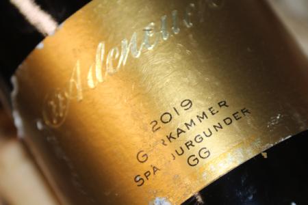 2019 GÄRKAMMER GG Spätburgunder | Hochwasserwein
