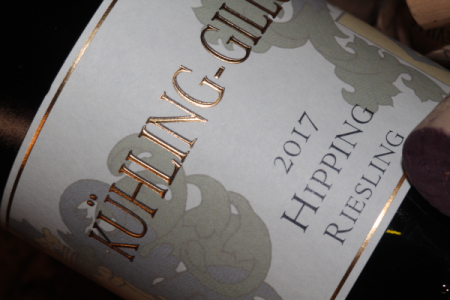 2017 HIPPING Riesling GG