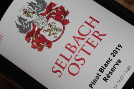 2019 Pinot Blanc Réserve | trocken | Selbach-Oster