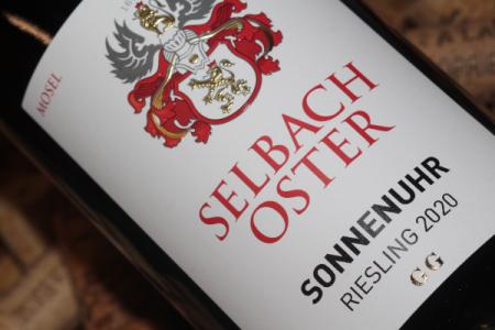 2020 Zeltinger Sonnenuhr Riesling Qualitätswein GG trocken | Selbach Oster