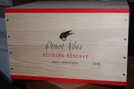2018 Pinot Noix Hofberg Réserve | Daniel Twardowski
