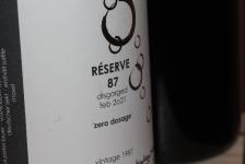 1987 Riesling Crémant Réserve 87 | zero dosage